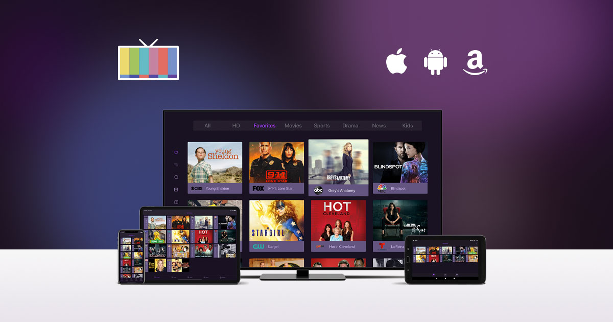 Channels — Live TV, everywhere